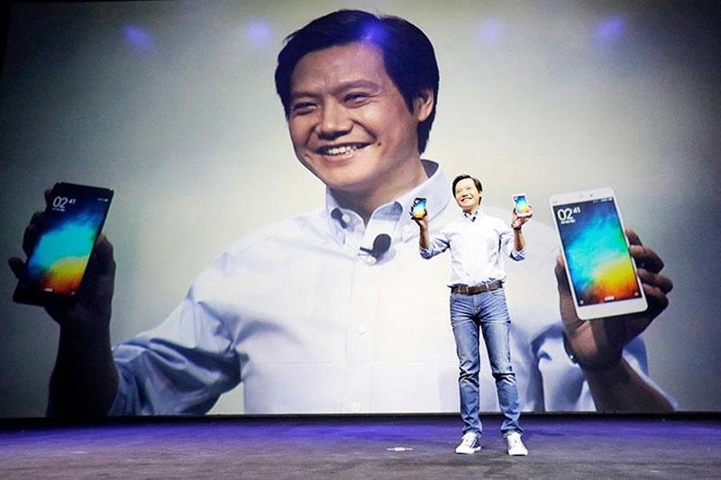 Xiaomi em Portugal Lei Jun Xiaomi Mi 7 Android Smartphone Xiaomi Mi 7