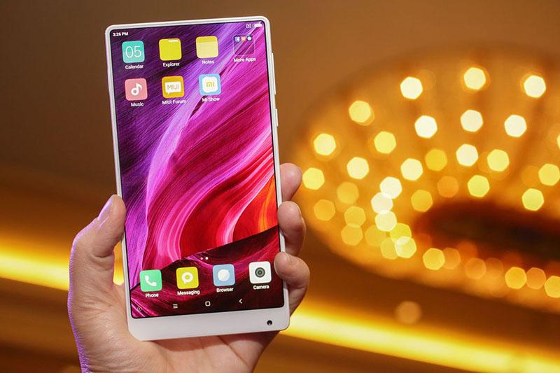 Android Oreo MIUI Xiaomi Mi MIX 2 Xiaomi Mi MIX 2s Android Oreo Qualcomm Snapdragon 845 cnet 1