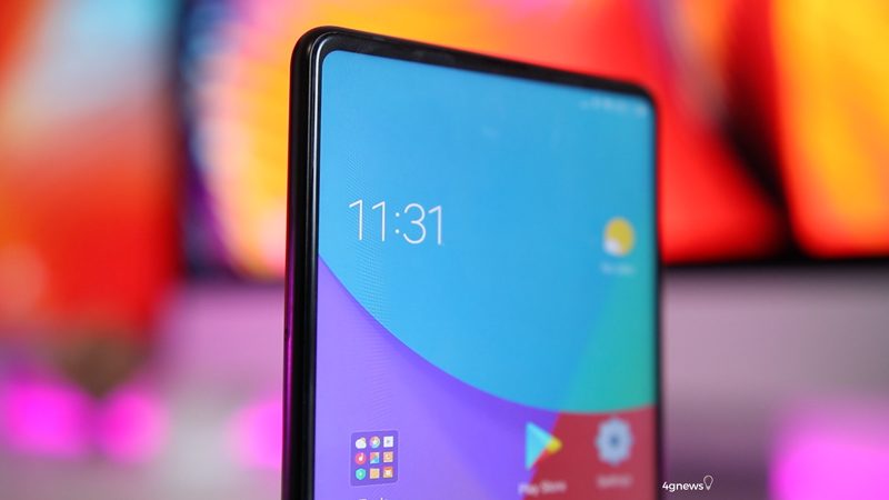 Xiaomi Mi Mix 2 Android Oreo