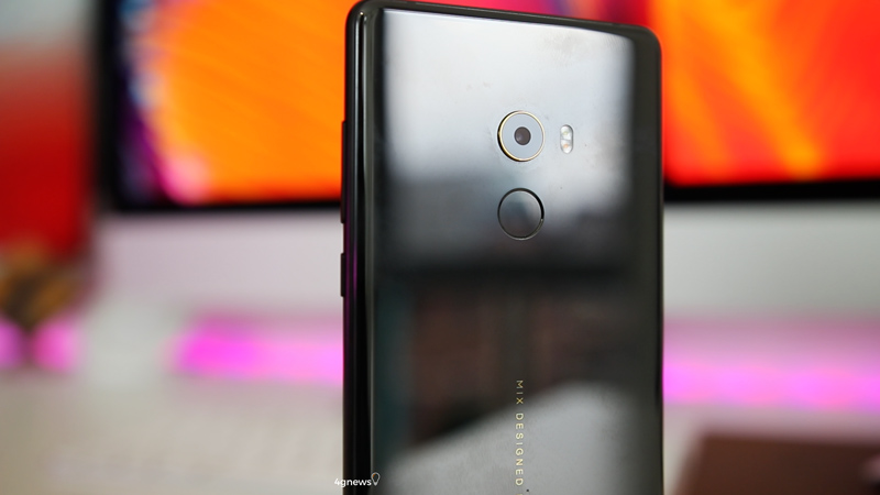 Xiaomi Mi MIX 2S Qualcomm Snapdragon 845 Android Oreo