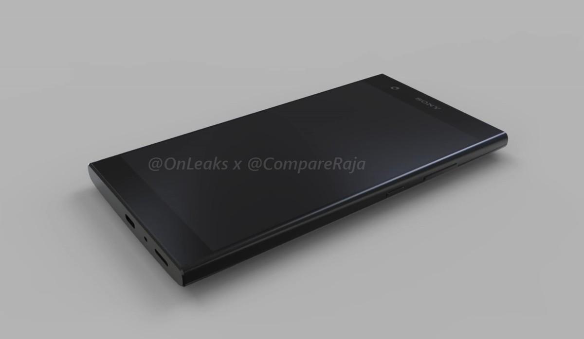 Sony Xperia L2 - Vídeo mostra que a Sony continuará aborrecida em 2018