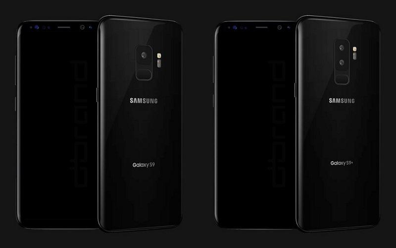 Samsung Galaxy S9 e S9+ dbrand
