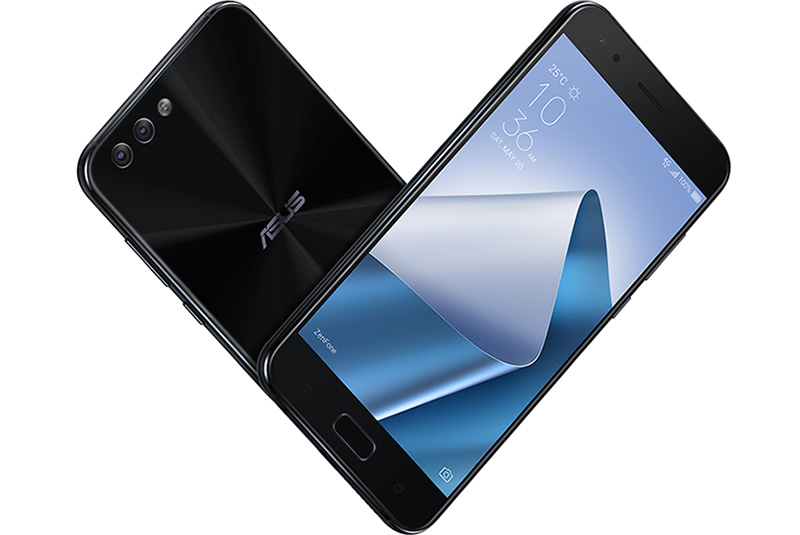 Smsung Galaxy S8 ASUS ZenFone 4 Pro Snapdragon 1