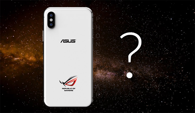 ASUS ROG ASUS ZenFone Apple iPhone X ASUS ZenFone 5 MWC Android