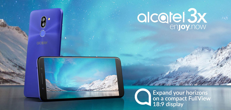 Alcatel 3 Android MWC