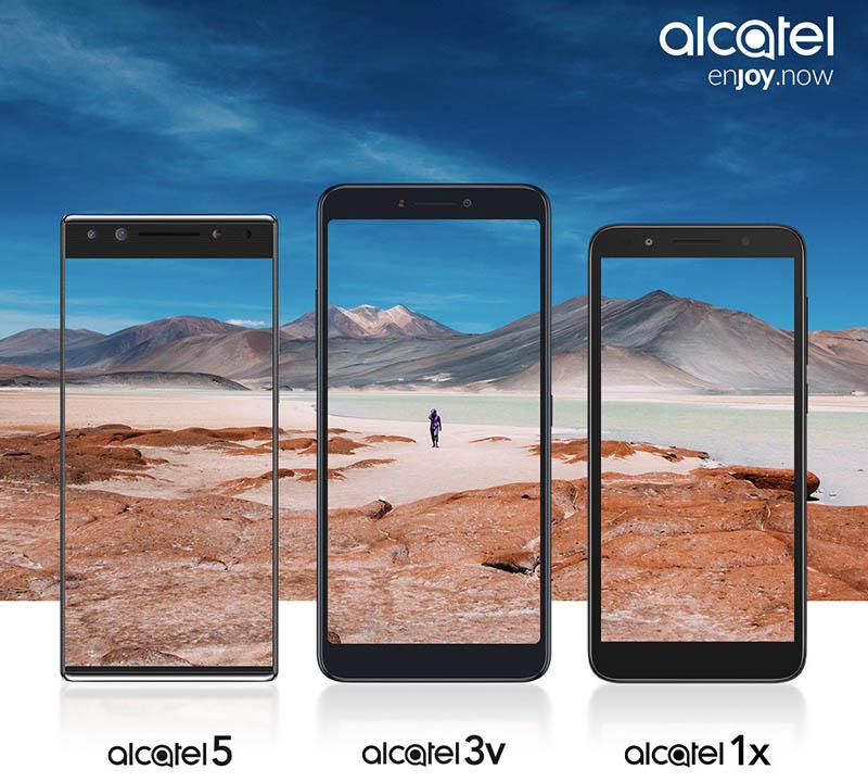 Alcatel Samsung Galaxy S9