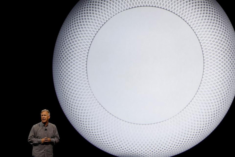 Apple HomePod Android iOS