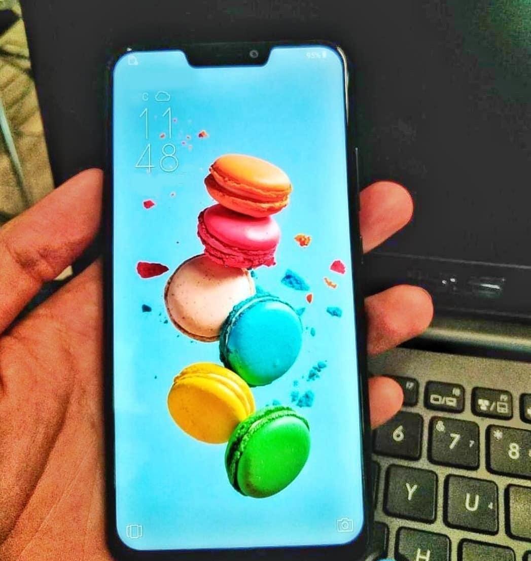 Asus Zenfone 5 Huawei P20 Apple iPhone X