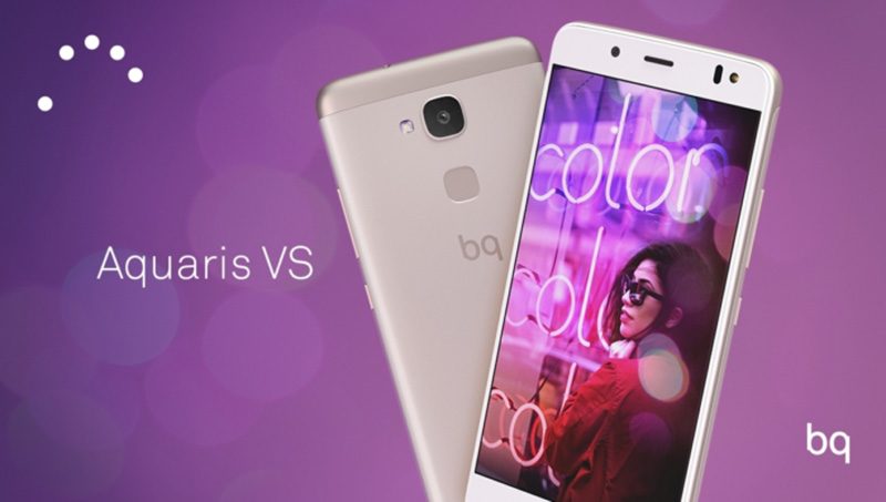 BQ Aquaris VS BQ Aquaris VS Plus 1