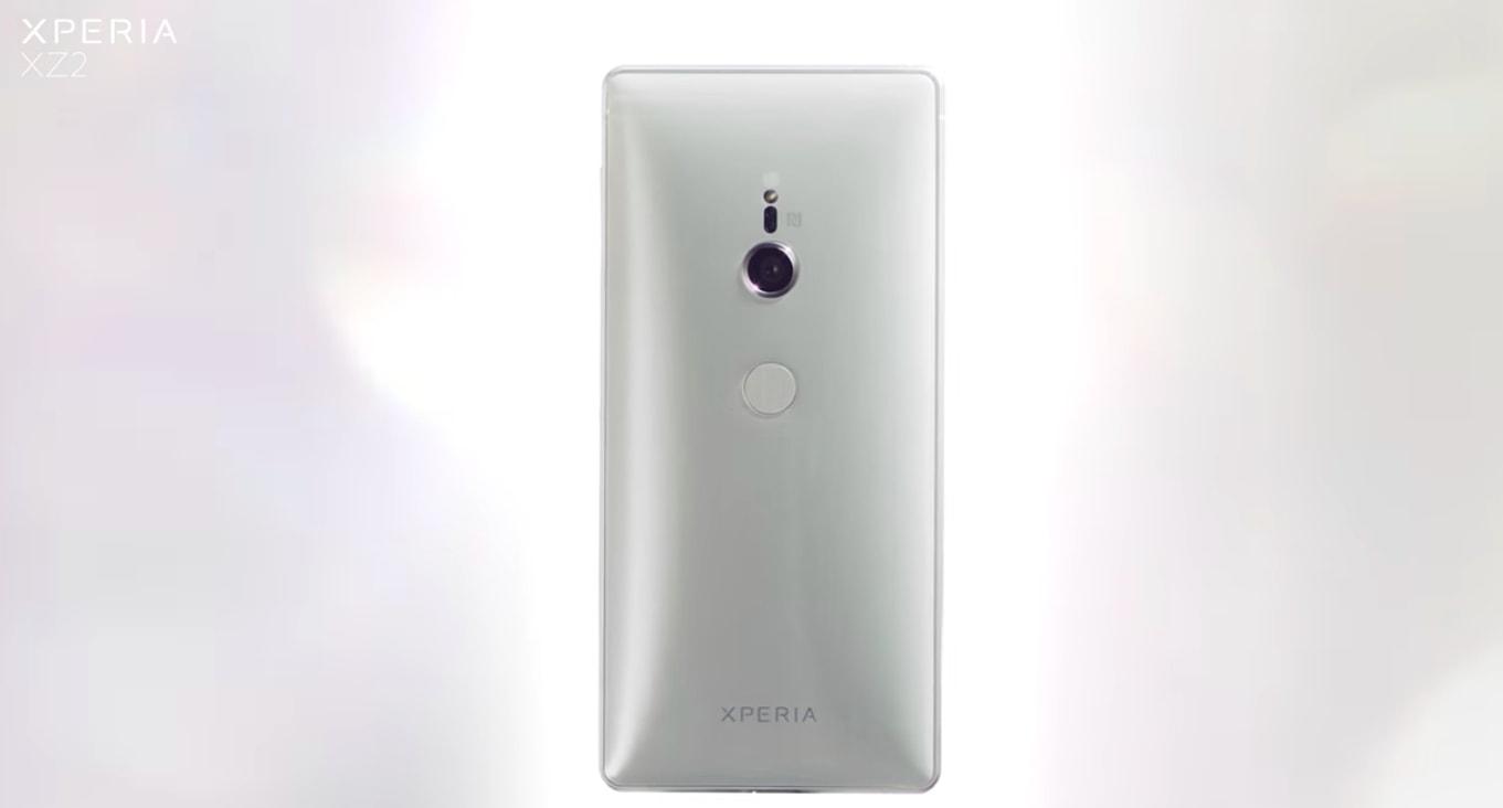 Sony Xperia XZ2 Android