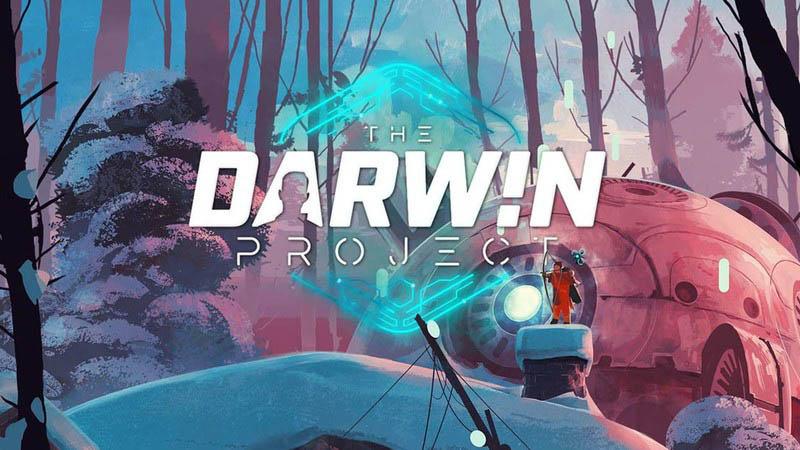 Darwin Project Sobrevivência, neve e diversão Jogo