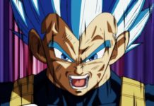 Dragon Ball Heroes Vegeta Goku