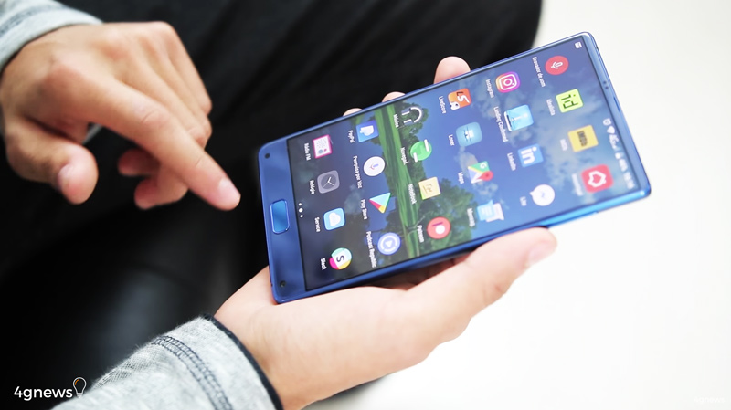 Elephone S8: Atreve-te a ganhar um smartphone Android sem margens!