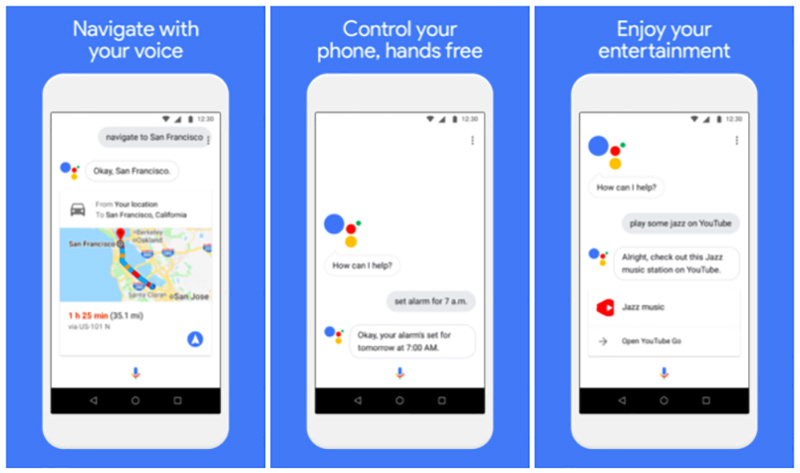Google Assistant Go Google Play Store Android
