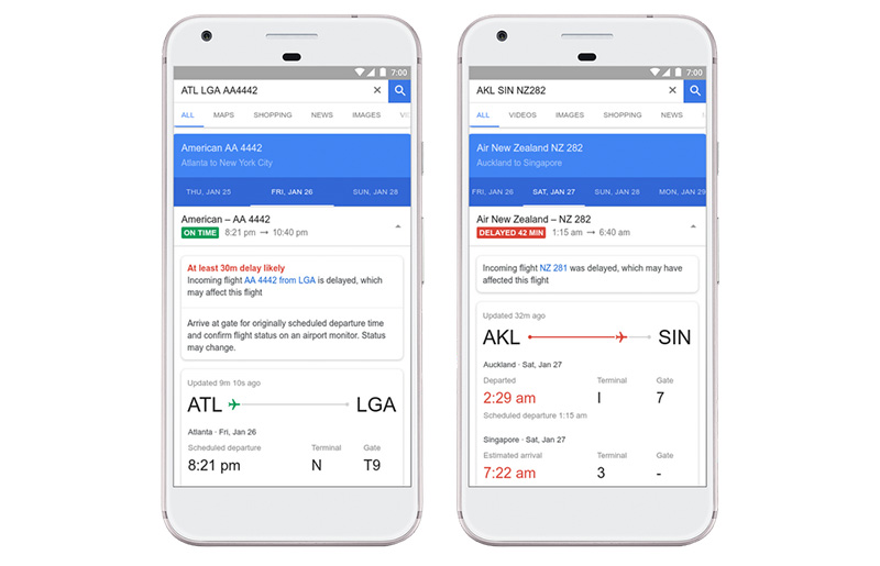 Google Flights viagens de avião poupar