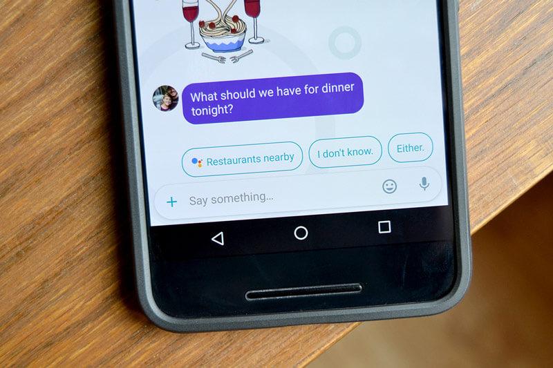 """Google Android """"Reply"""" prepara-se para chegar ao WhatsApp e não só"""