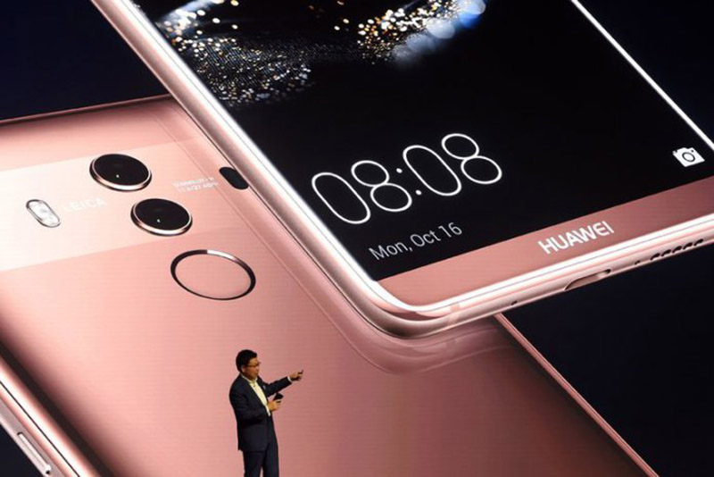 Huawei Mate 20 smartphone