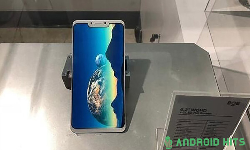 Huawei P20 Apple iPhone X