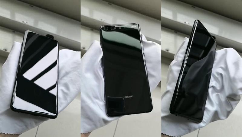 Huawei P20: Novas fotografias desvendam mais do smartphone Android!
