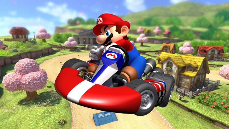 Nintendo revela que Mario Kart chegará a Android e iOS