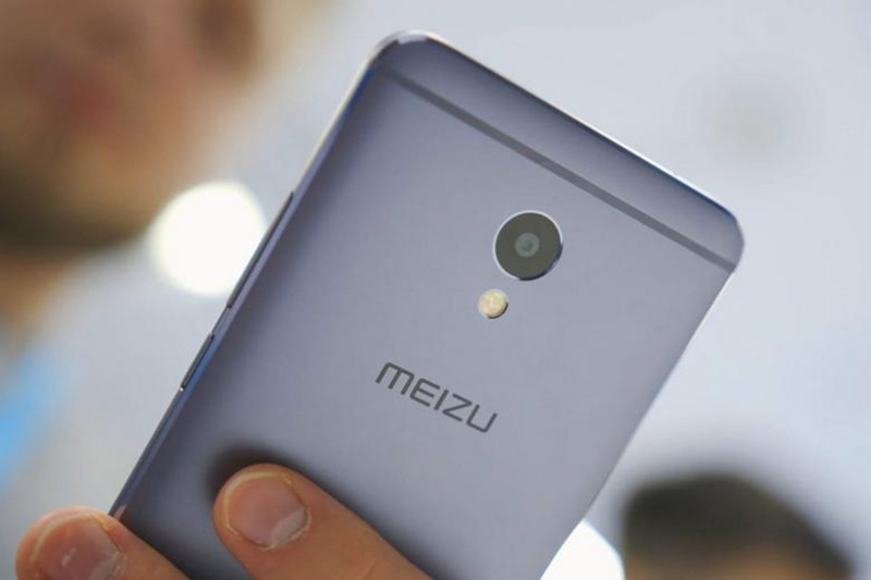 Meizu 15 smartphone Android
