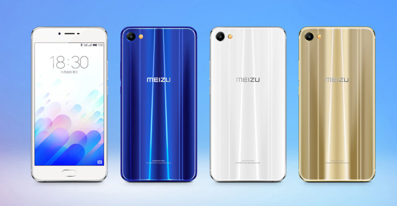 Meizu X2 Snapdragon 845 Android