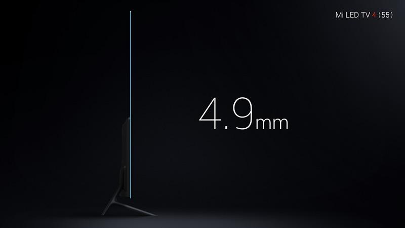 Xiaomi Mi LED TV 4 TV da Xiaomi