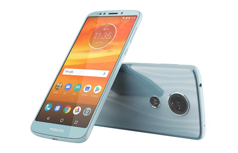 Motorola Moto E5 terá um design elegante para gama de entrada