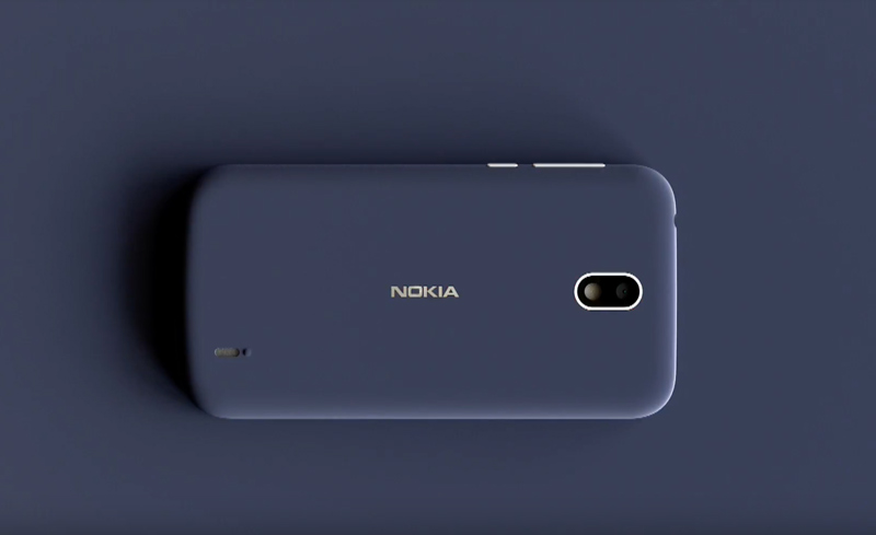 Nokia 1 Android Oreo MWC Android Go