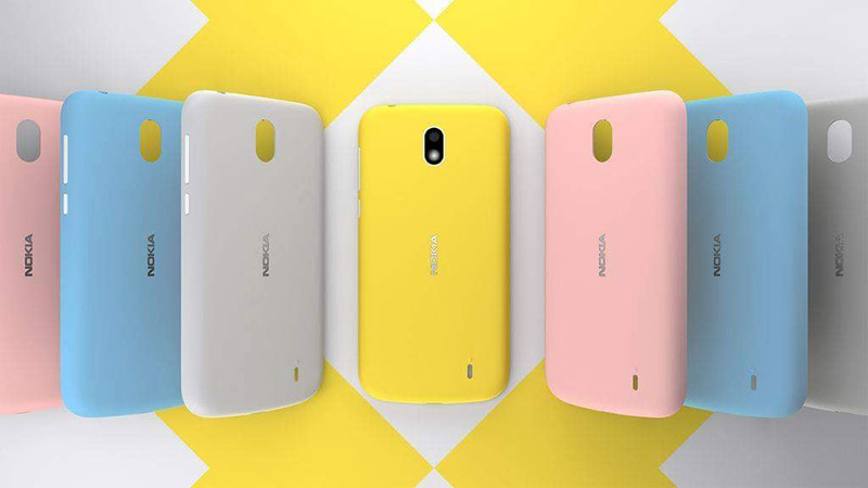 Nokia 1 Android Go Huawei smartphone