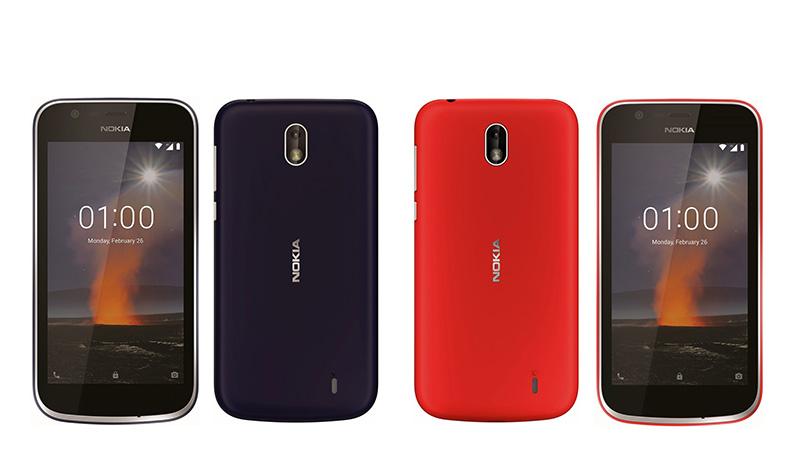 ZTE Tempo Go Android Go Google Nokia 1 MWC FCC TA-1071