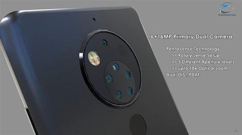 Nokia 10 Android concept vídeo
