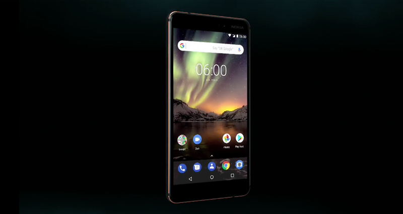 Nokia Google Android One
