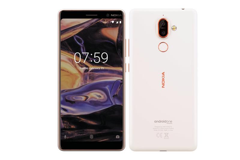 Nokia 7 Plus MWC smartphone Android Nokia 1