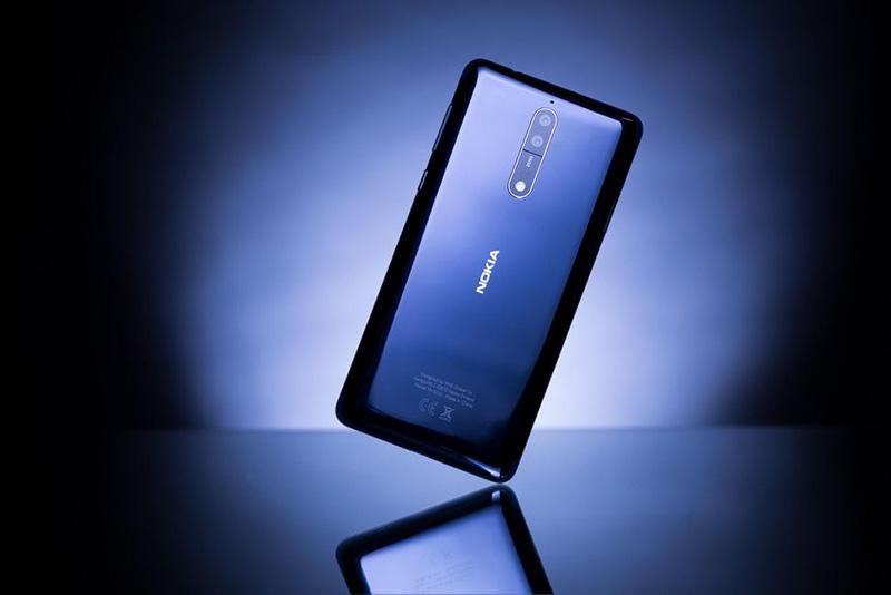 Nokia 8 Nokia 3 Android