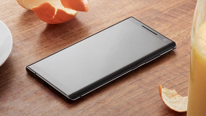 Nokia 8 Sirocco Android Oreo smartphone