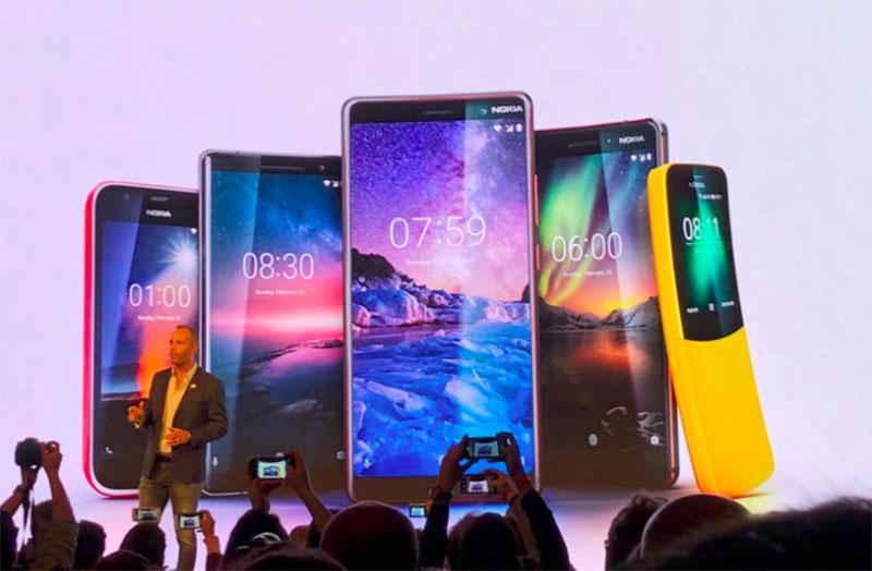 Nokia Google Cnet eleitos pelo Android Enterprise Google Nokia 8 Sirocco Android Strategy Analytics