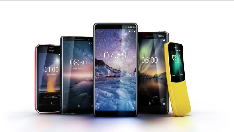 Nokia Android One Google