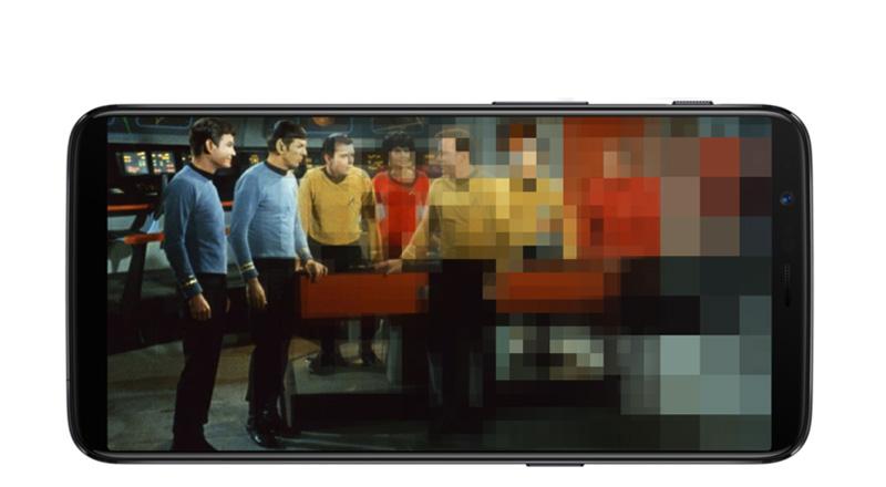 OnePlus 5T Netfix HD