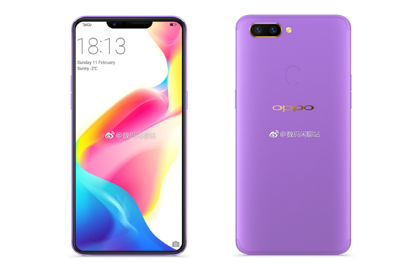 Oppo R15: Um misto do OnePlus 5T com o Apple iPhone X