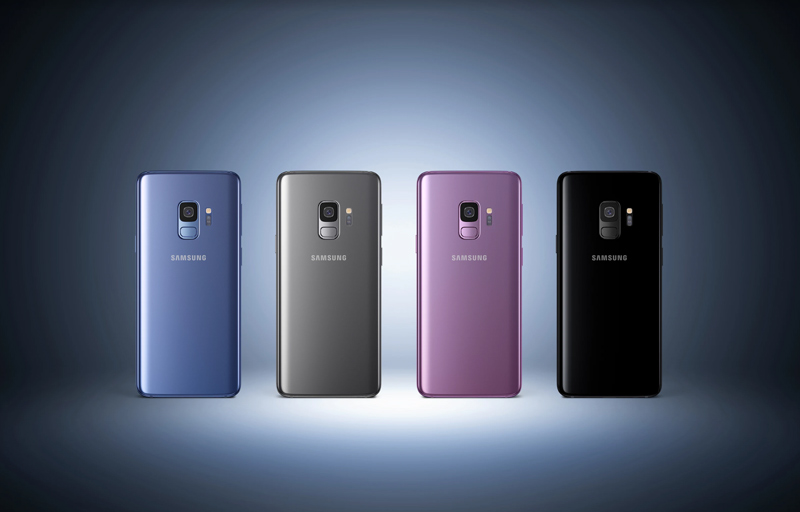Samsung Galaxy S9 Android Oreo tribunal