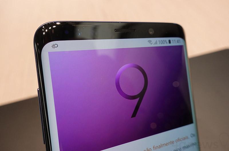 Samsung Galaxy S10 smartphone Android Samsung Galaxy S9 4gnews