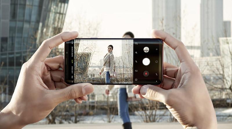 DxoMark Samsung Galaxy S9 MWC 2018