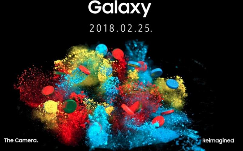Samsung Galaxy S9 Android Oreo cópia