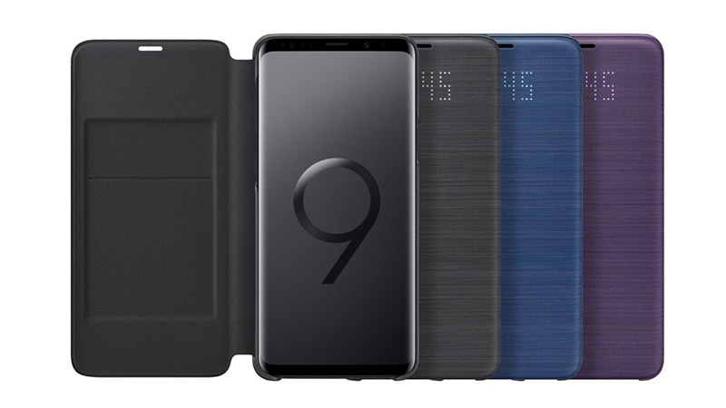 Samsung Galaxy S9 acessórios oficiais