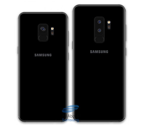 Samsung Galaxy S9 Plus tamanhos