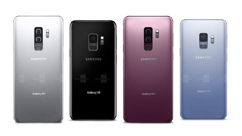 Wiko Nokia 9 Samsung Galaxy S9 cores