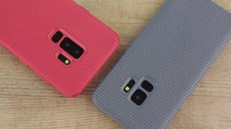 Samsung Galaxy S9: Um olhar aos smartphones e capas originais (vídeo)