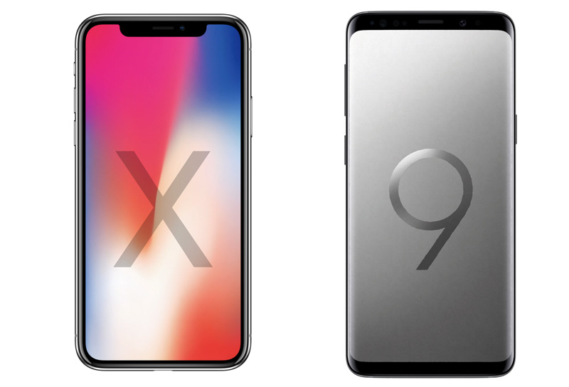 Samsung Galaxy S9 continuará abaixo do iPhone X nas Benchmarks