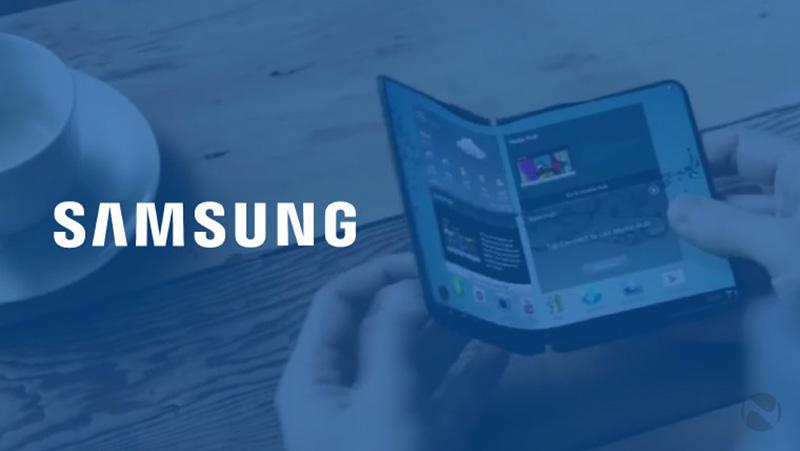 Samsung Galaxy X Smartphone dobrável